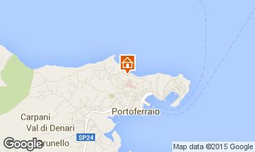 Mappa Portoferraio Appartamento 46019