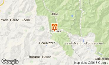 Mappa Am�lie-Les-Bains Appartamento 28800