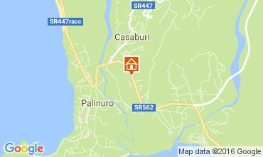 Mappa Palinuro Appartamento 70457