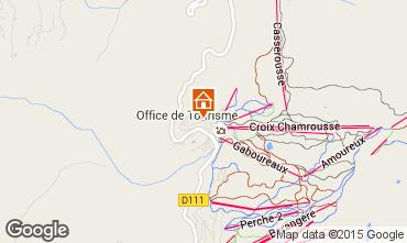Mappa Chamrousse Appartamento 28873