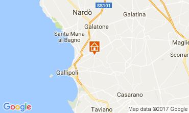 Mappa Gallipoli Monolocale 99795