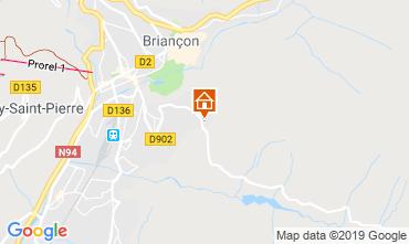 Mappa Briançon Appartamento 102509