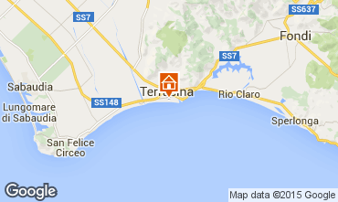 Mappa Terracina Appartamento 97202