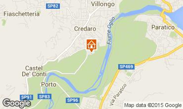 Mappa Sarnico Appartamento 37777