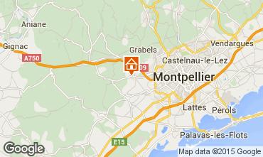 Mappa Montpellier Villa  85047