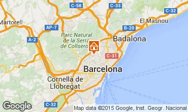 Mappa Barcellona Appartamento 81207