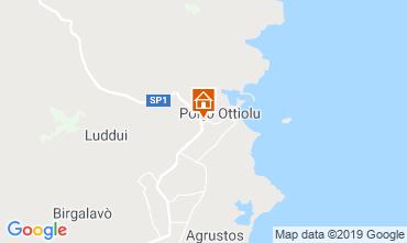 Mappa Porto Ottiolu Appartamento 119076