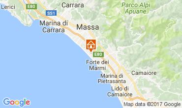 Mappa Cinquale Villa  108425