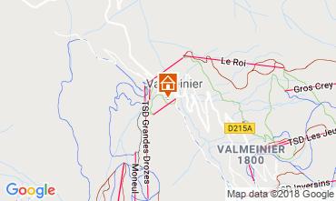 Mappa Valmeinier Agriturismo 117285