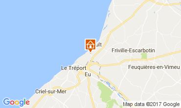 Mappa Saint Valéry sur Somme Villa  111500