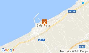 Mappa Balestrate Appartamento 114280