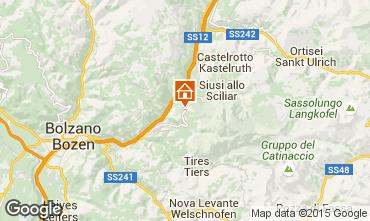 Mappa Alpe di Siusi (Seiser Alm) Appartamento 101251