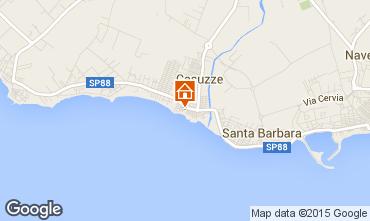 Mappa Marina di Ragusa Appartamento 78847