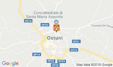 Mappa Ostuni Villa  118211