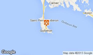 Mappa Quiberon Appartamento 28770