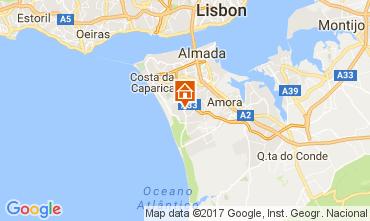 Mappa Lisbona Villa  65732