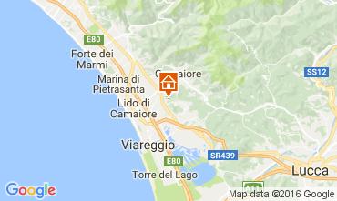 Mappa Camaiore Villa  107103