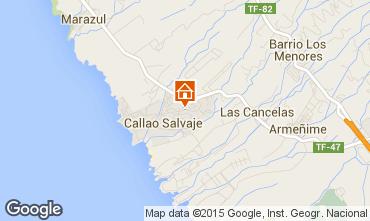 Mappa Callao Salvaje Appartamento 79757
