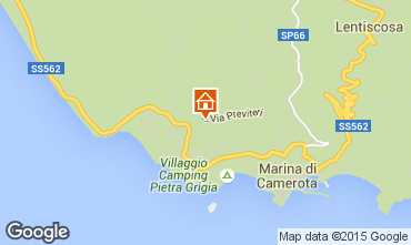 Mappa Camerota B&B 78882