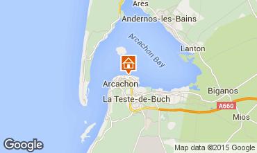 Mappa Arcachon Appartamento 67051