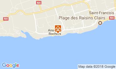 Mappa Saint Francois Monolocale 114645