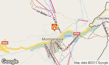 Mappa Monginevro Monolocale 66833