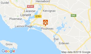 Mappa Port-Louis Agriturismo 118822