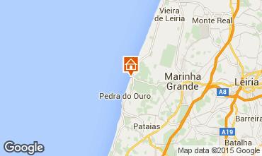 Mappa São Pedro de Moel Casa 33057