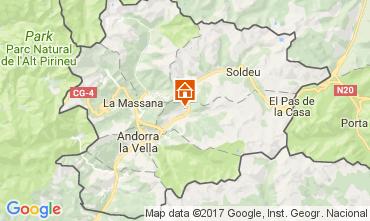Mappa Encamp Chalet 111120