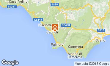 Mappa Pisciotta Appartamento 62782