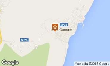 Mappa Cala Gonone Appartamento 76799