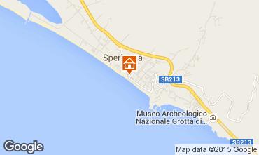 Mappa Sperlonga Appartamento 74265