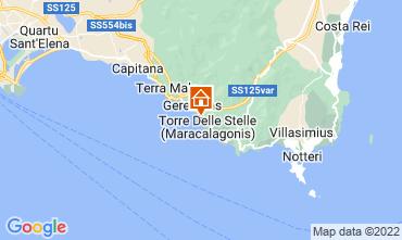 Mappa Torre delle Stelle Villa  97451