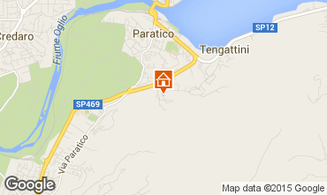 Mappa Iseo Villa  38515