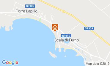 Mappa Porto Cesareo Appartamento 116787