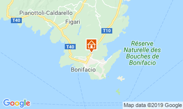 Mappa Bonifacio Villa  118805