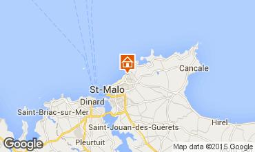 Mappa Saint Malo Casa 76969