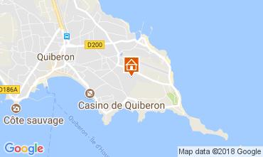Mappa Quiberon Monolocale 84047