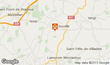 Mappa Bergerac Casa 73192
