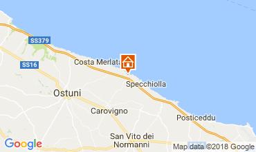 Mappa Ostuni Villa  94351