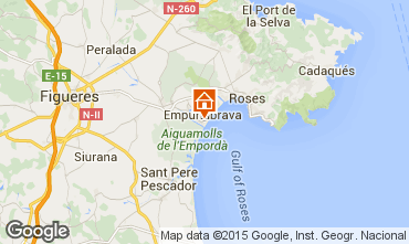 Mappa Empuriabrava Casa 68861