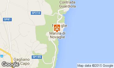 Mappa Marina di Novaglie Monolocale 74731