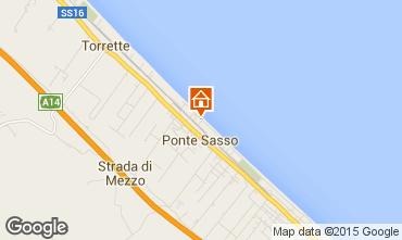Mappa Fano Appartamento 82631
