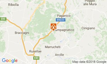 Mappa  Agriturismo 114992