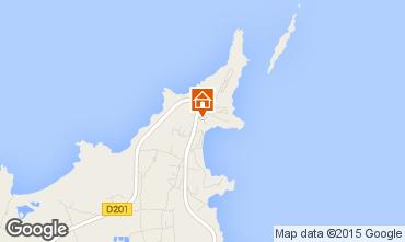 Mappa Saint Malo Casa mobile 25395
