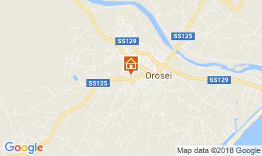 Mappa Orosei Appartamento 114686