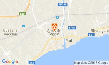 Mappa Taggia Appartamento 81321