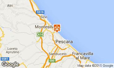 Mappa Pescara Appartamento 86389