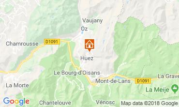 Mappa Alpe d'Huez Monolocale 66809