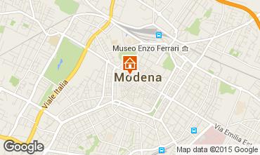 Mappa Modena Appartamento 64213